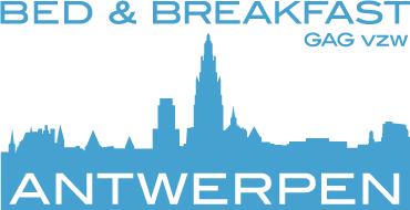 Logo of the Antwerp Bed & Breakfast Association